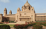 Umaid Bhawan Palace - гордостта на Джотхпур